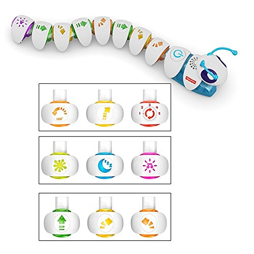 Fisher-Price Think & Learn Code-a-Pillar Gift Set by Fisher-Price