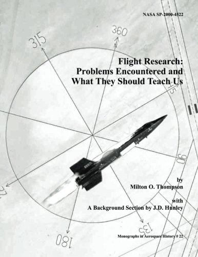 Flight Research Problems Encountered And What They Should Teach Us