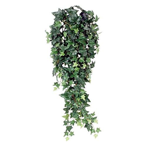 Mica 953.282 T pianta Decorazioni Kunstblumen -e- edera Appeso 80 x 30 x 15 cm, Verde Mica Decorations 953282-T