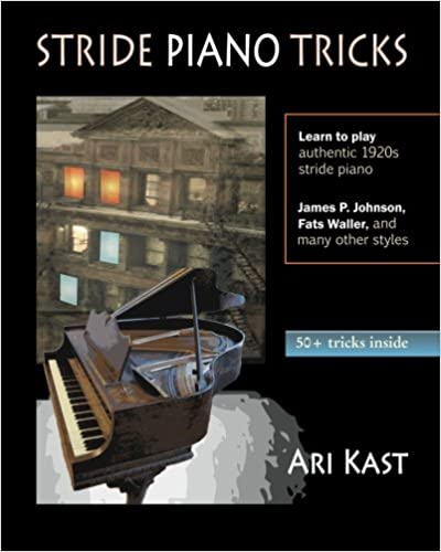 Stride piano tricks how to play stride piano ari kast stride piano tricks how to play stride piano fandeluxe Images