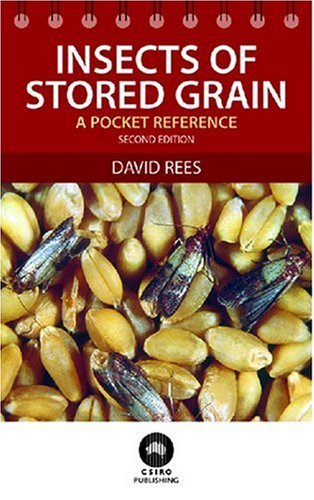 Insects of Stored Grain A Pocket Reference