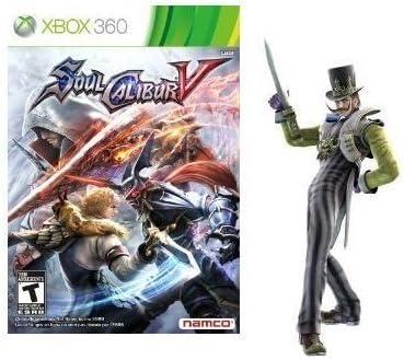Soul Calibur V Limited Exclusive Dampierre DLC Edition Xbox 360 by Soul Calibur: Amazon.es: Videojuegos