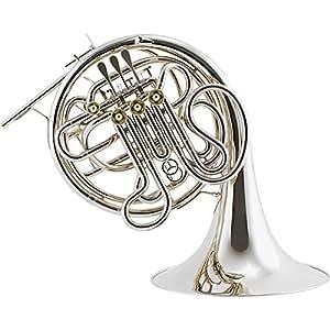 Conn Vintage 8D Series Double Horn Nickel Screw Bell