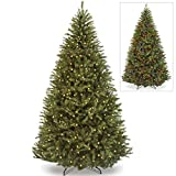 Best Choice Products SKY2854 7.5ft Pre-Lit Fir Hinged Artificial...