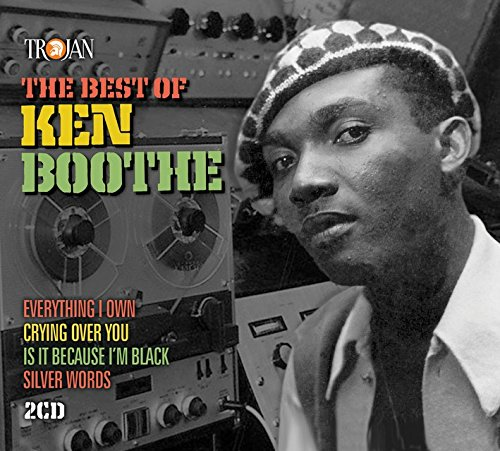 KEN BOOTHE - Everything I Own The Definitive Collection - Zortam Music