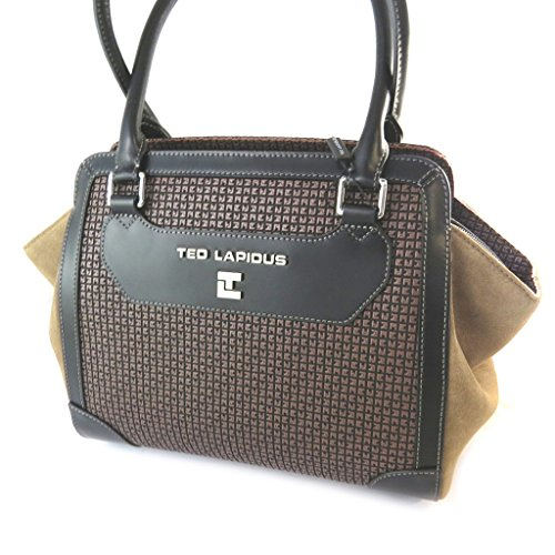 Bag Ted Lapidustalpa marrone.