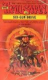 Six Gun, Jon Sharpe, 0451110846