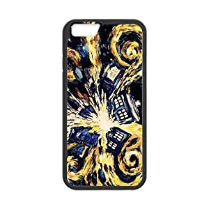 Starry Night Space Nebula Universe Pattern Snap on Case Cover for Personalized Case for iPhone 6 (Laser Technology) Case 4.7 inch Screen iPhone -05