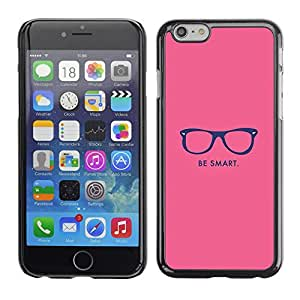 SKCASE Center / Funda Carcasa - Hipster motivación Rosa;;;;;;;; - iPhone 6