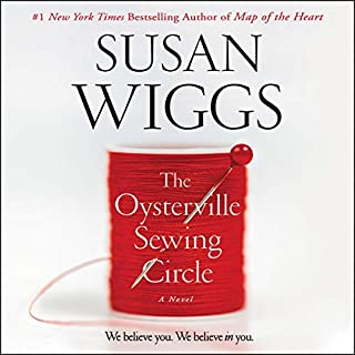Book Cover: The Oysterville Sewing Circle: Library Edition