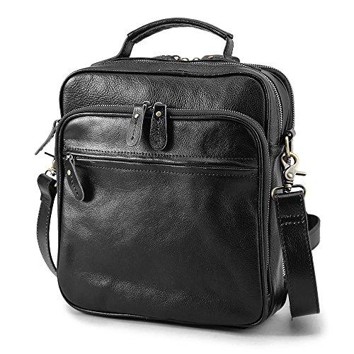 Shopping Trolley Luggage Bag With Wheels (Black) - 3
