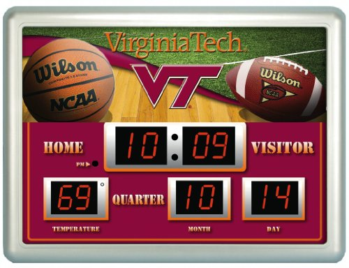 NCAA Virginia Tech Hokies Scoreboard - Ncaa Scoreboard