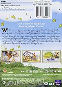 The Many Adventures of Winnie the Pooh by Walt Disney Studios Home Entertainment