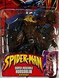 hobgoblin marvel legends - Spider Man Super Poseable Hobgoblin with Glider!