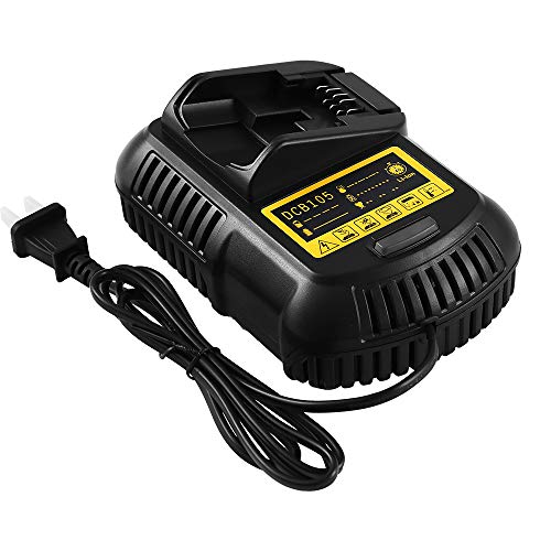 Replace for Dewalt Lithium-ion Battery Charger 12V ~ 20V MAX