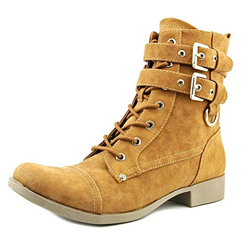 Womens Ankle By Ggorizze Fashion Boots Natural Almond Toe Guess G Tq6AHwU