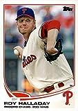 Roy Halladay baseball card (Philadelphia Phillies) 2013 Topps Record Chase 200 Wins #264