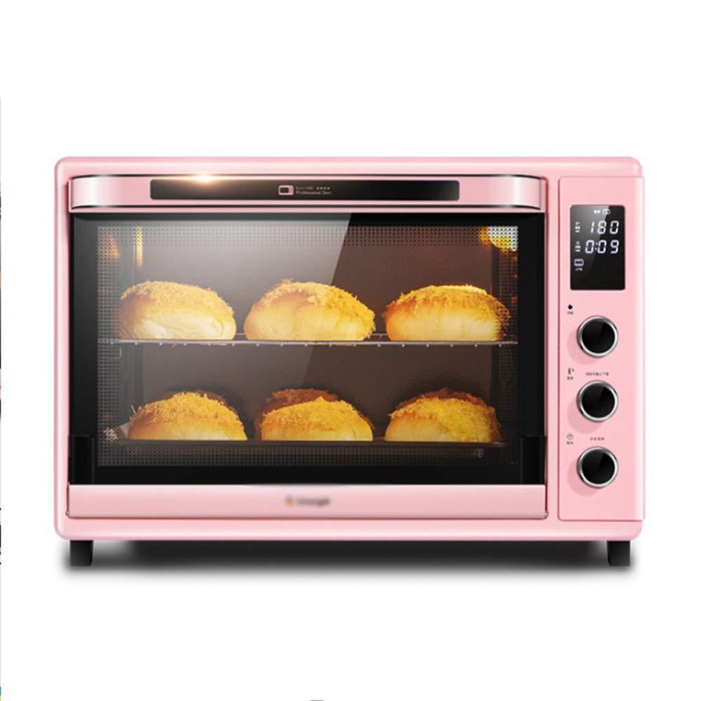 ZCYX オーブンの電子理性的な電気オーブンの家のベーキング多機能の自動大きい容量 -7487 オーブン B07RR14XYF