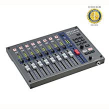 Zoom FRC-8 F-Control Mixing Control Surface for Zoom F8 and F4 Multitrack Field Recorders with 1 Year Free Extended Warranty