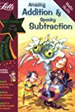 img - for Amazing Addition and Spooky Subtraction Age 7-8 (Letts Magical Skills) book / textbook / text book