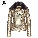 Bogner Avea-D Down Leather Ski Jacket Womens review