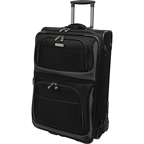 travelers-choice-conventional-ii-lightweight-expandable-rugged-rollaboard-rolling-luggage-black-22-i
