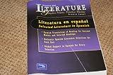 Literature, Argelia Arizpe. Guadarrama, 0130523887