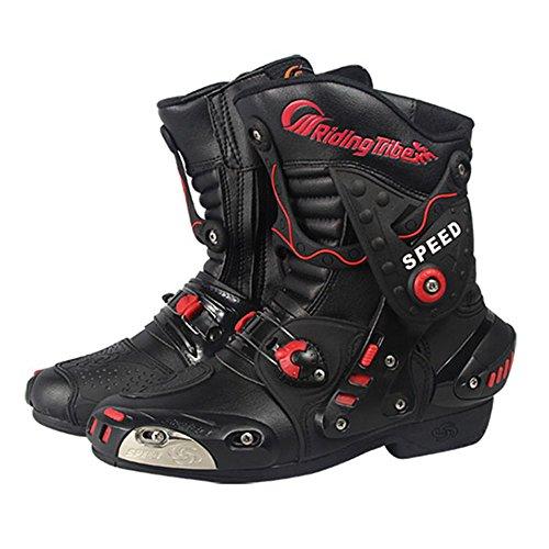 Street Bike Boots - 5