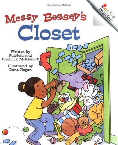 Messy Bessey's Closet (Revised Edition) by Patricia C. McKissack (2002-03-01)