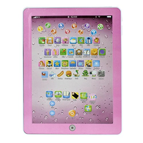 Gbell Multi-Functional Child Touch Type Tablet,English Learning Machine,Kid Gift - Learning Touch Computer Type