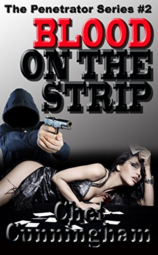 book cover of Blood On the Strip