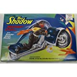 The Shadow Nightmist Cycle Vehicle w/ Suprise Attack Missile and Shadow Guard Canopy
