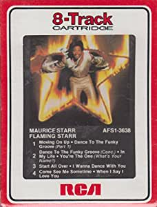 Maurice Starr - Flaming Starr