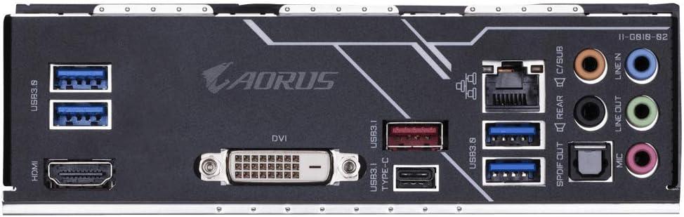 DDR4 Black S-ATA 600 B450 GB B450 AORUS PRO AM4 ATX Socket