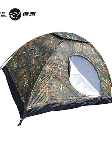HIIY Zelt ( Camouflage , 2 Personen ) - Feuchtigkeitsundurchlässig/Staubdicht/warm halten/überdimensional