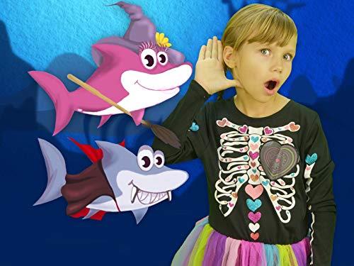 Halloween Song Baby Shark -