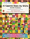 Al Capone Does My Shirts Teacher Guide, Novel Units, Inc., 1561370444