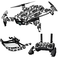 MightySkins Skin for DJI Mavic Air Drone - Vintage Damask | Max Combo Protective, Durable, and Unique Vinyl Decal wrap cover | Easy To Apply, Remove, and Change Styles | Made in the USA