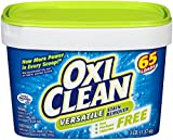 OxiClean Versatile Stain Remover Free, 3 Lbs