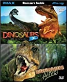 IMAX Dinos Double Feature [Blu-ray] [Import anglais]