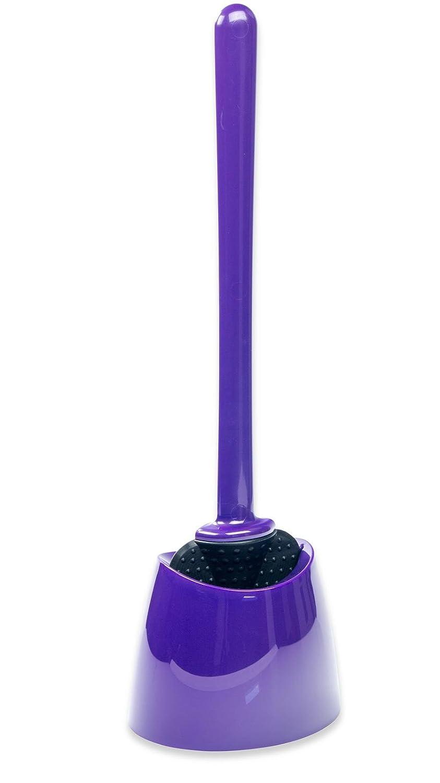 colore nero Kleine Wolke Easy 5061926856 Porta scopino da WC