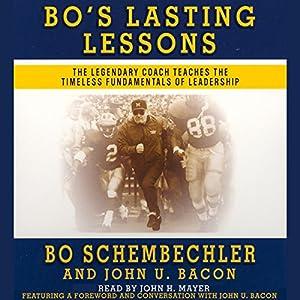 Bo's Lasting Lessons Audiobook
