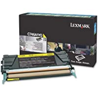 Lexmark C746A1YG C746 C748 Yellow Return Prog