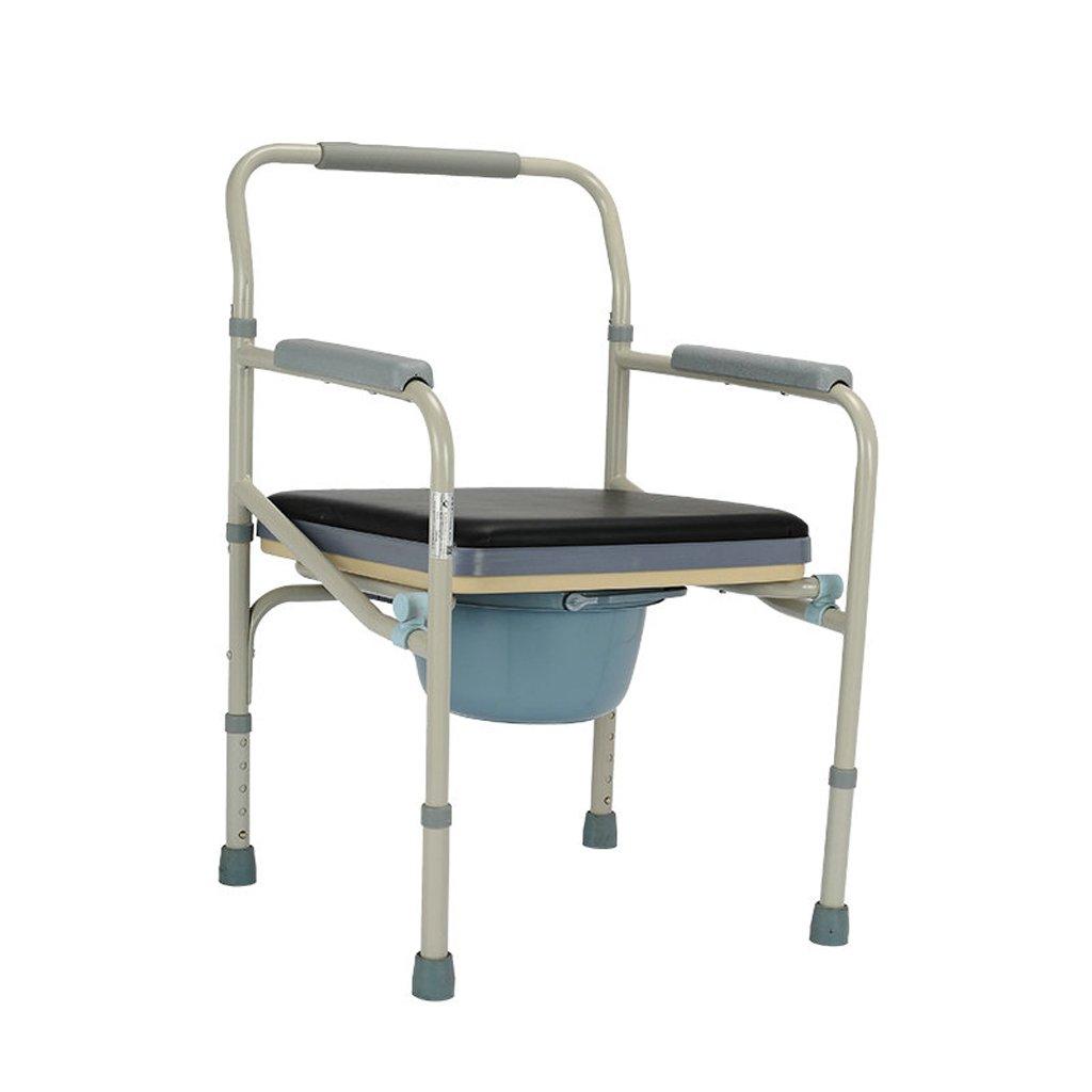 完璧 Shariv-シャワーチェア 老人のための柔らかい座席付きトイレットシートスチールチューブ妊娠中の女性バリアブルトイレ折りたたみトイレ52* B07DMDC327* 48** 80cm B07DMDC327, 名入れギフト菓子店シリアルマミー:54254e09 --- catconnects.ie