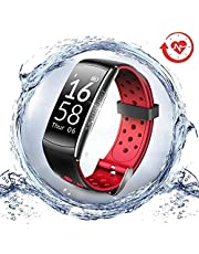 Q8 SMART BAND HEART RATE HEALTH SPORT FITNESS TRACKER PLUS MONITOR GREY