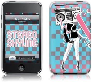 MusicSkins MS-SSKY10004 vinilo para dispositivo móvil MP3 / MP4 ...