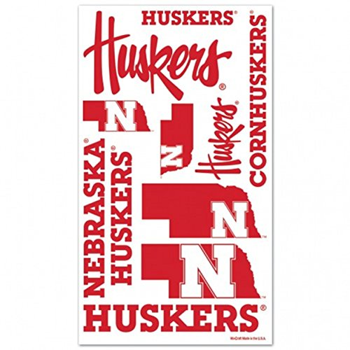 Nebraska Huskers Temporary - Nebraska Mall Outlet