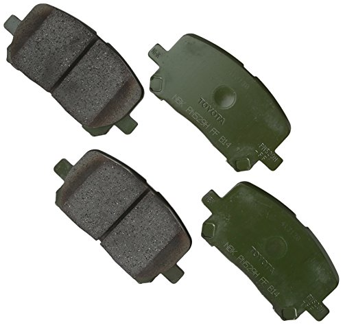 Bosch BE923H Blue Disc Brake Pad Set with Hardware