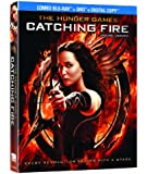 The Hunger Games: Catching Fire [Blu-ray + DVD]