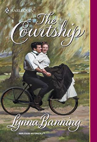 book cover of The Courtship